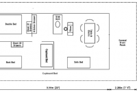 TENTS FLOOR PLAN