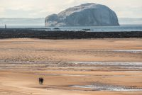 The famous Bass Rock